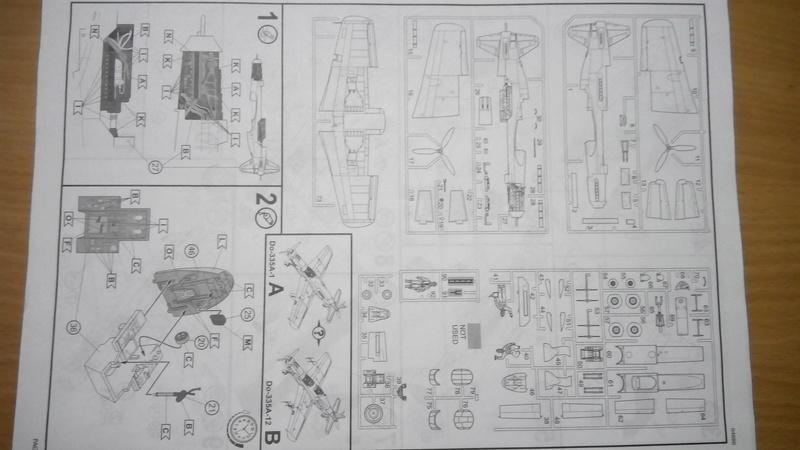 """Обзор Dornier Do.335 """"Pheil"""" A-1/A-12(Revell) Img_2033"""
