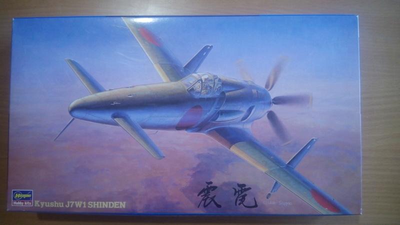 Обзор Kyushu J7W1 Shinden(Hasegawa) Img_2034