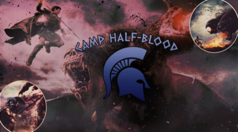 The New Camp Half Blood