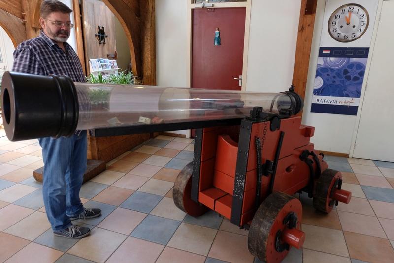 Die Bataviawerft in Lelystad Dscf4021