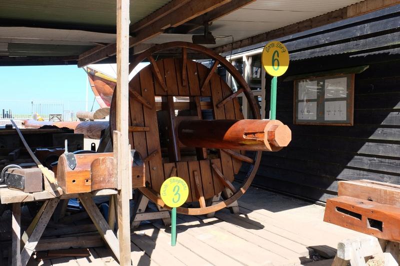 Die Bataviawerft in Lelystad Dscf4050