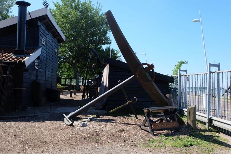 Die Bataviawerft in Lelystad Dscf4051
