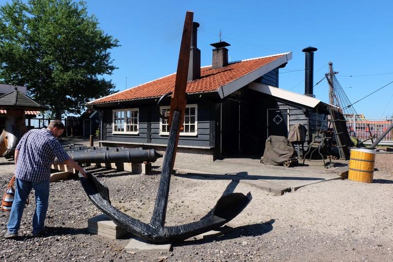 Die Bataviawerft in Lelystad Dscf4112