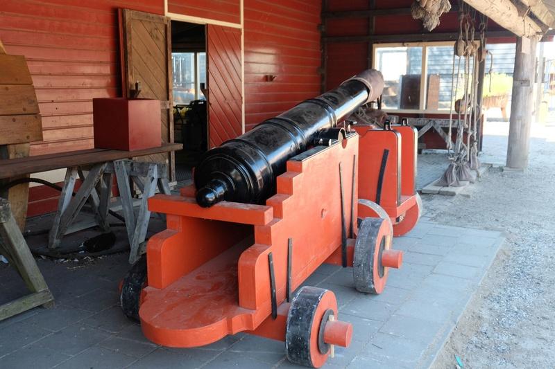 Die Bataviawerft in Lelystad Dscf4124