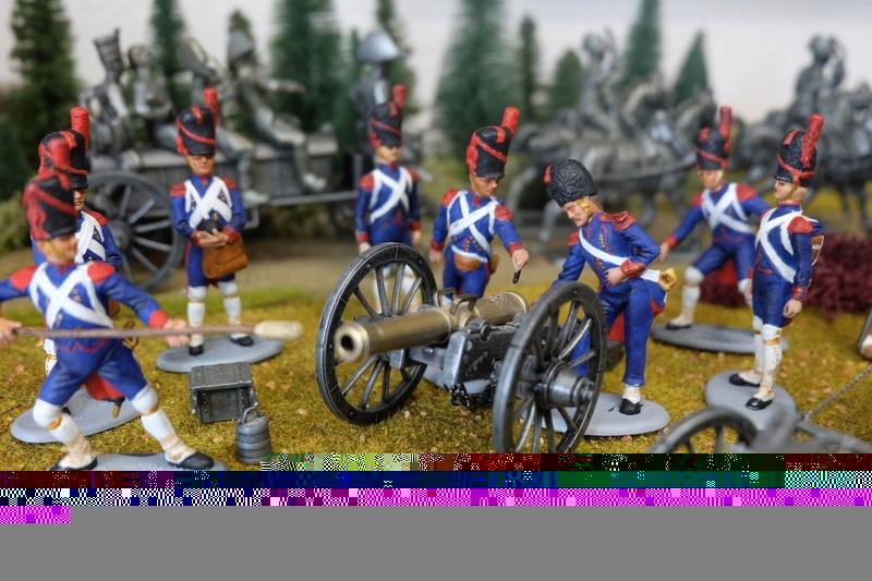 Napoleonische Artillerie am Vortag der Schlacht 1:32 - Seite 2 Dscf4319