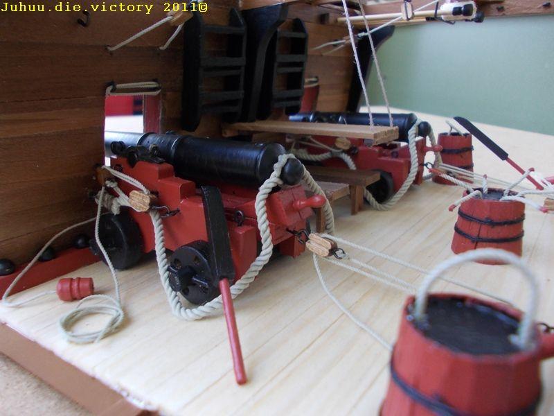 Britisches Batteriedeck / Mantua, 1:25? Dscn0211