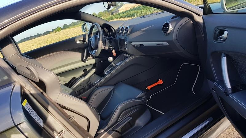 Présentation de ma TT-RS Daytona Grey 610