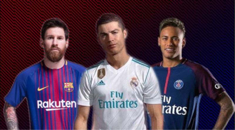 Agen Bola Online – Pemain Terbaik, Ronaldo, Messi, atau Neymar? Agen_b10