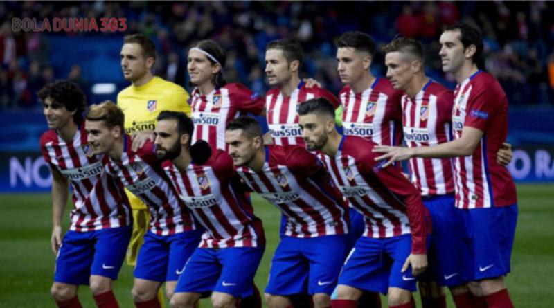 Bandar Bola Piala Dunia 2018 – Atletico Tidak Terkalahkan, Beri Kekalahan Pertama Bagi Sevilla Bandar11