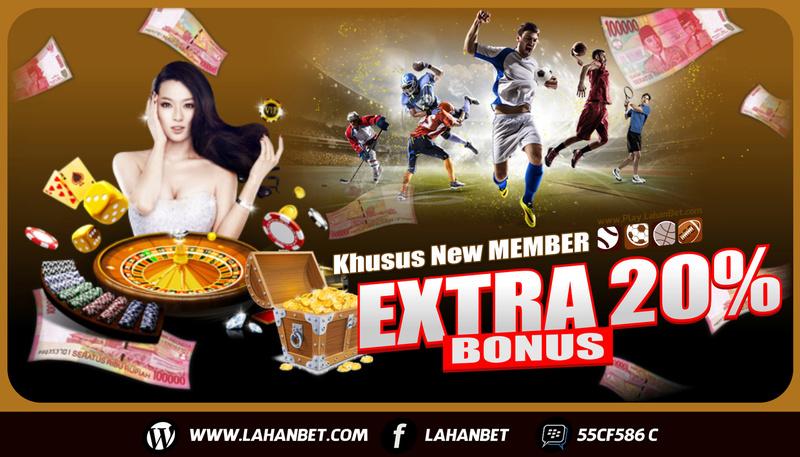 Agen SBOBET dan IBCBET Live Casino Online Terpercaya Lahanb10