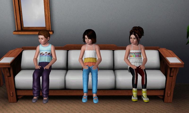 Los Sims, mi juego favorito Screen13
