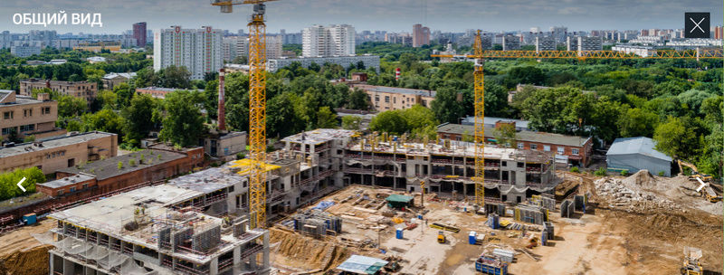 Новый проект Эталона в Москве - ЖК «Нормандия»  - Страница 3 71010