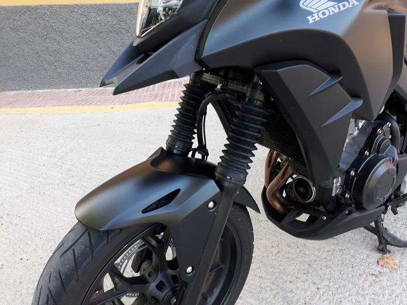 VENDO  Honda CBX Modelo 2016 (de agosto 2016) 5.200€ (VENDIDA)  20170719