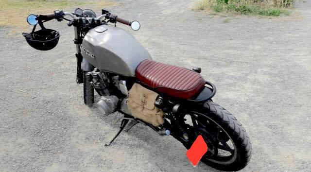 Suzuki.... Gs75x11