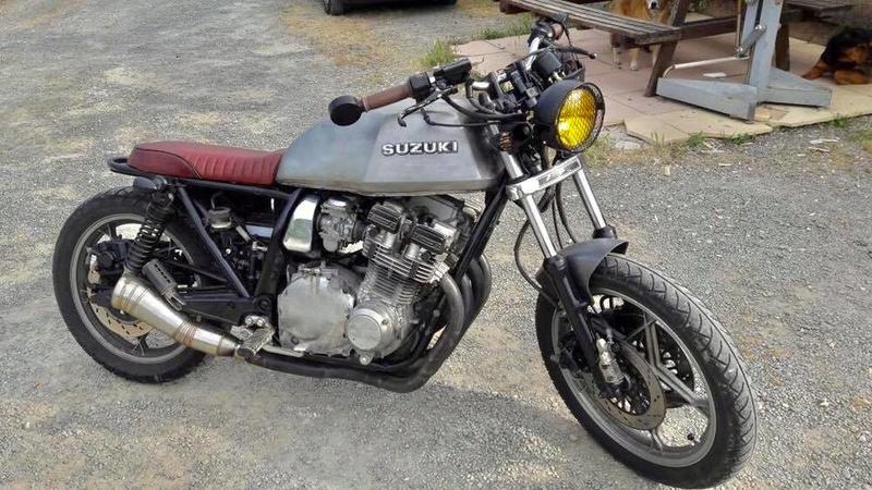 Suzuki.... Gsx75011
