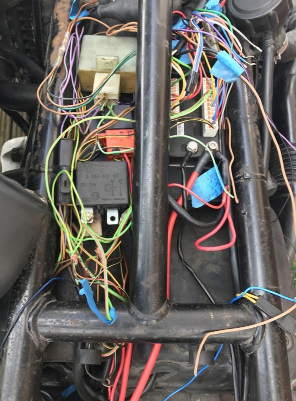 Motogadget M-Unit Blue Install Img_6312
