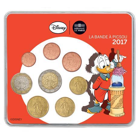 Picsou, nouvelle égérie de la Monnaie de Paris 10041311
