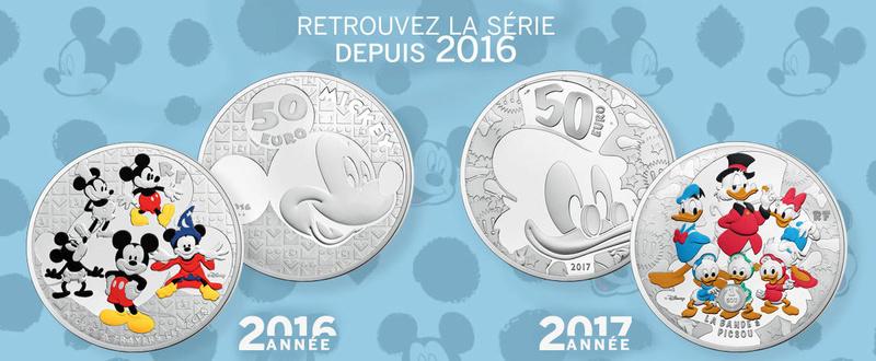Picsou, nouvelle égérie de la Monnaie de Paris Disney10