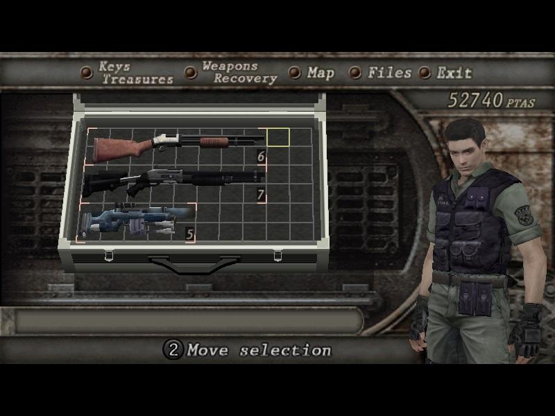 Mega Pack Resident Evil Remake Game_222
