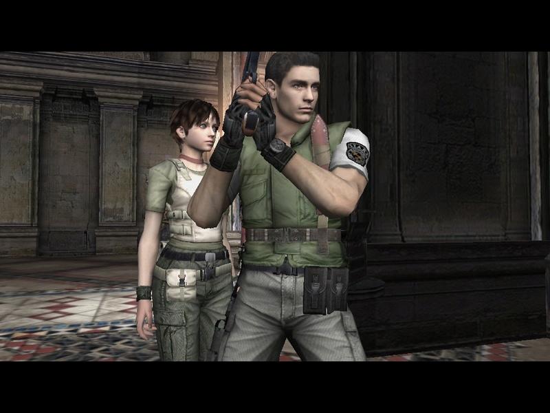 Mega Pack Resident Evil Remake Game_223