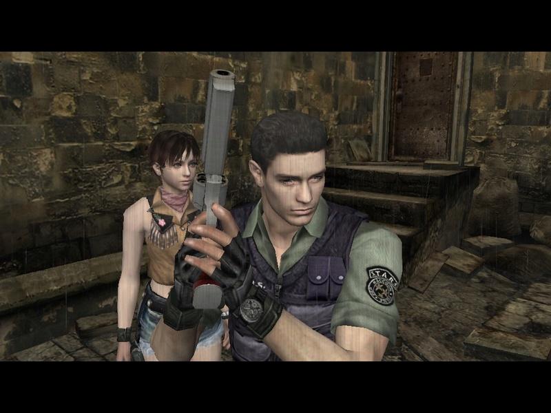 Mega Pack Resident Evil Remake Game_224