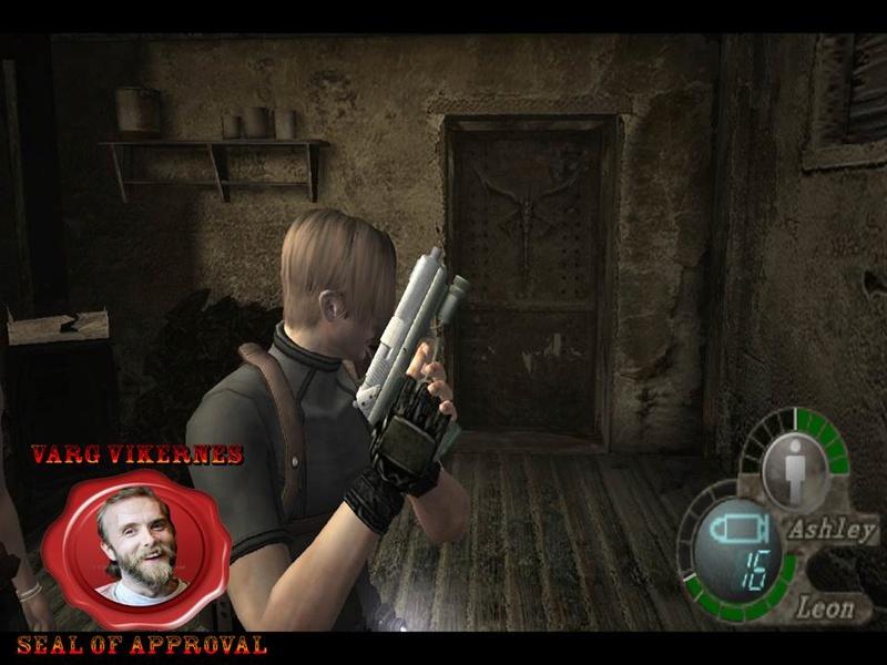 Resident Evil 4 Trial Handgun Presen13