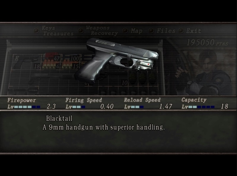 Resident evil 2 Mini Weapon Pack Sin_ty15