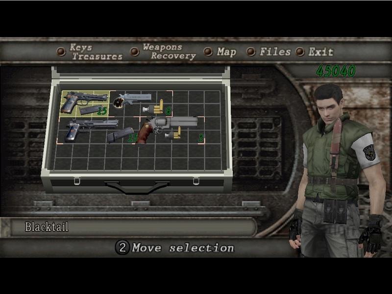 Mega Pack Resident Evil Remake Sin_ty17