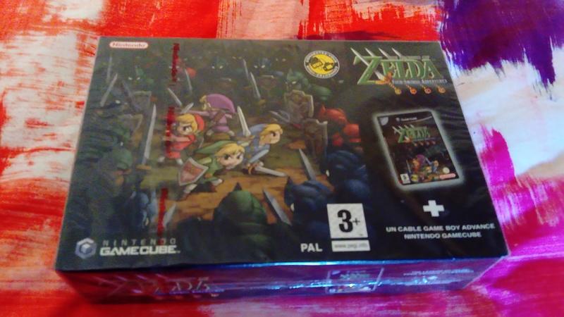 Zelda Four Sword Gamecube NEUF ? Dsc_0013