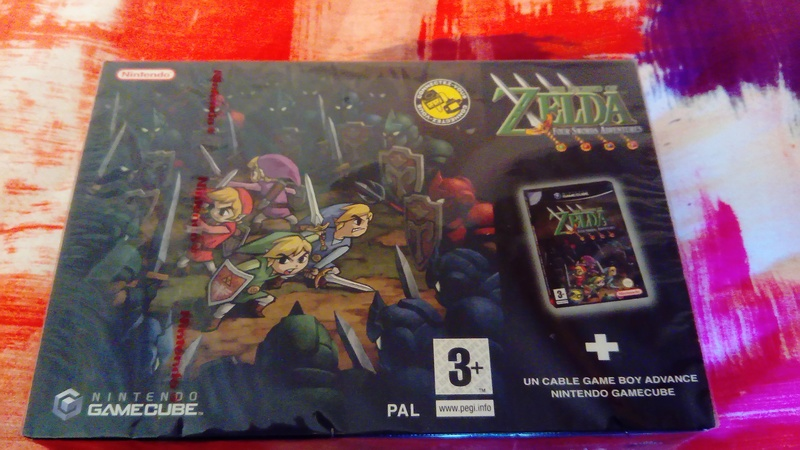 Zelda Four Sword Gamecube NEUF ? Dsc_0015