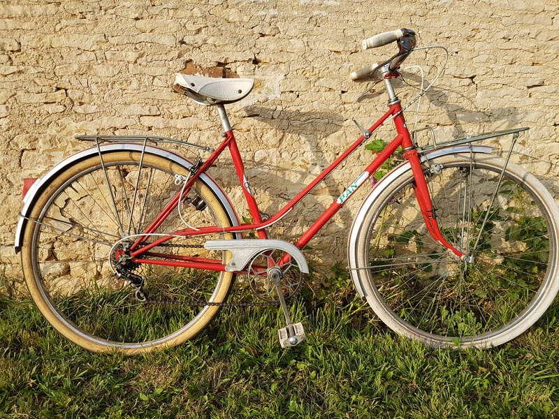 Vélo femme marque PAN quel année ? 20170835