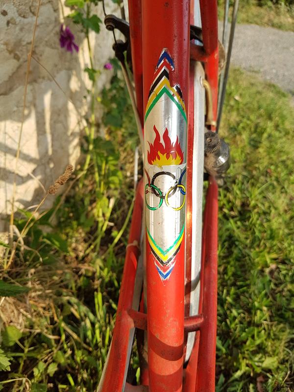 Vélo femme marque PAN quel année ? 20170837