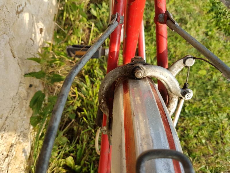 Vélo femme marque PAN quel année ? 20170838