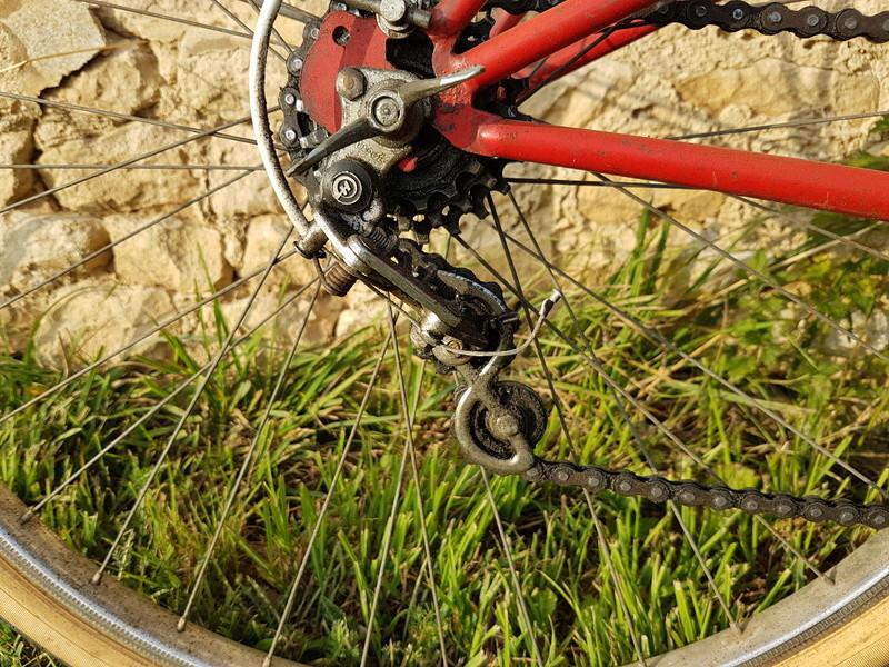 Vélo femme marque PAN quel année ? 20170840