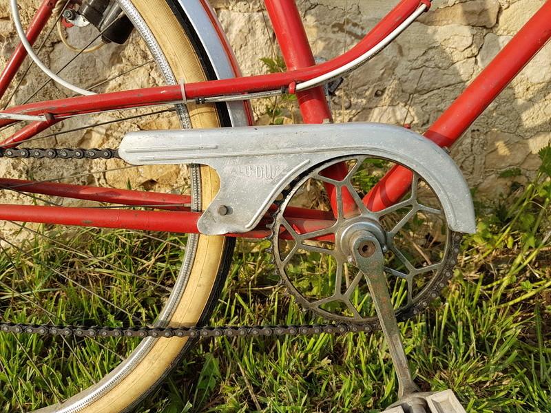 Vélo femme marque PAN quel année ? 20170841