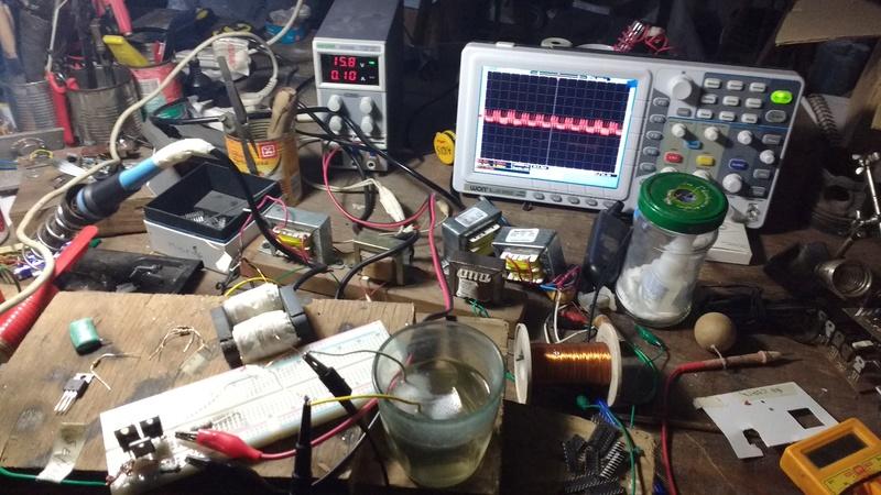 Placas, cavidades, electrodos y electrolito Img_2010