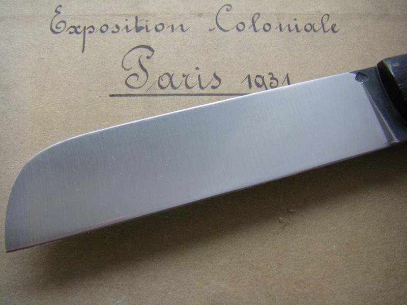 LE COUTEAU COLONIAL D'HIER ET D'AUJOURD'HUI Imgp6937