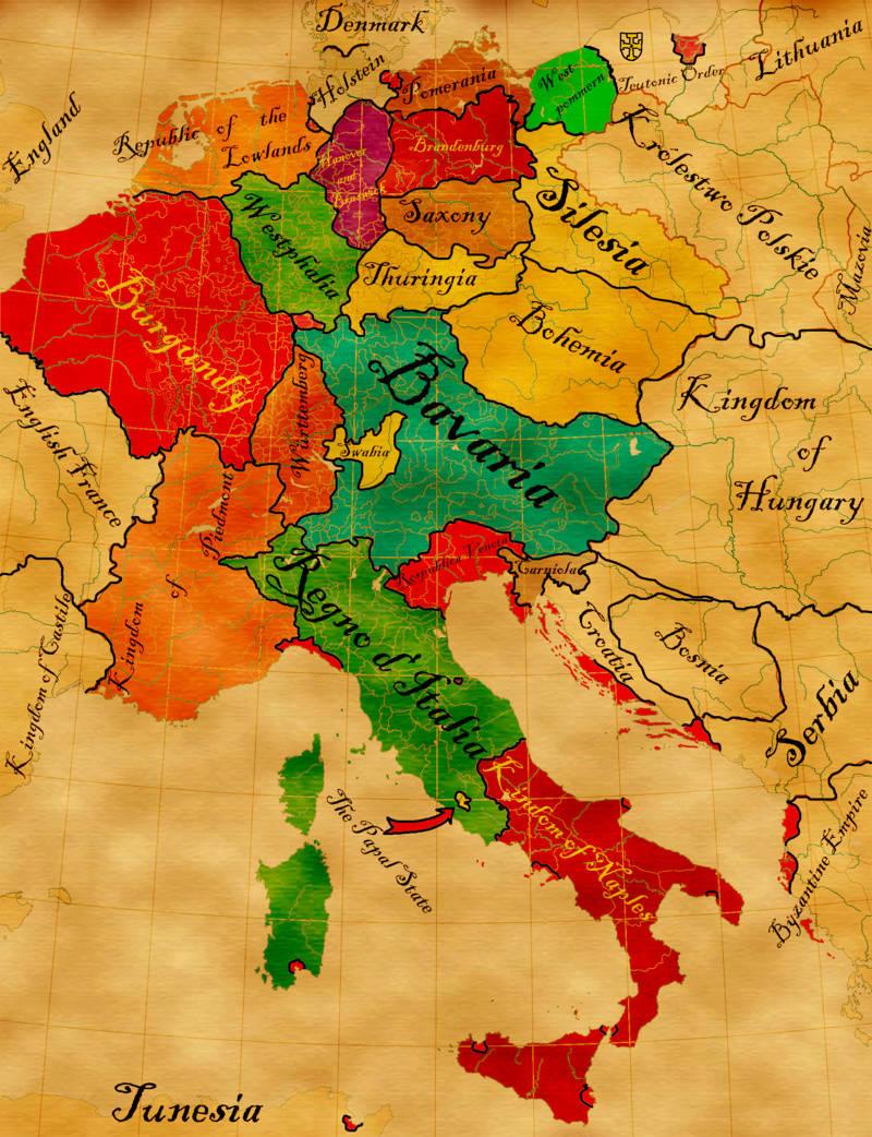 Barbarossas Legacy Easter10