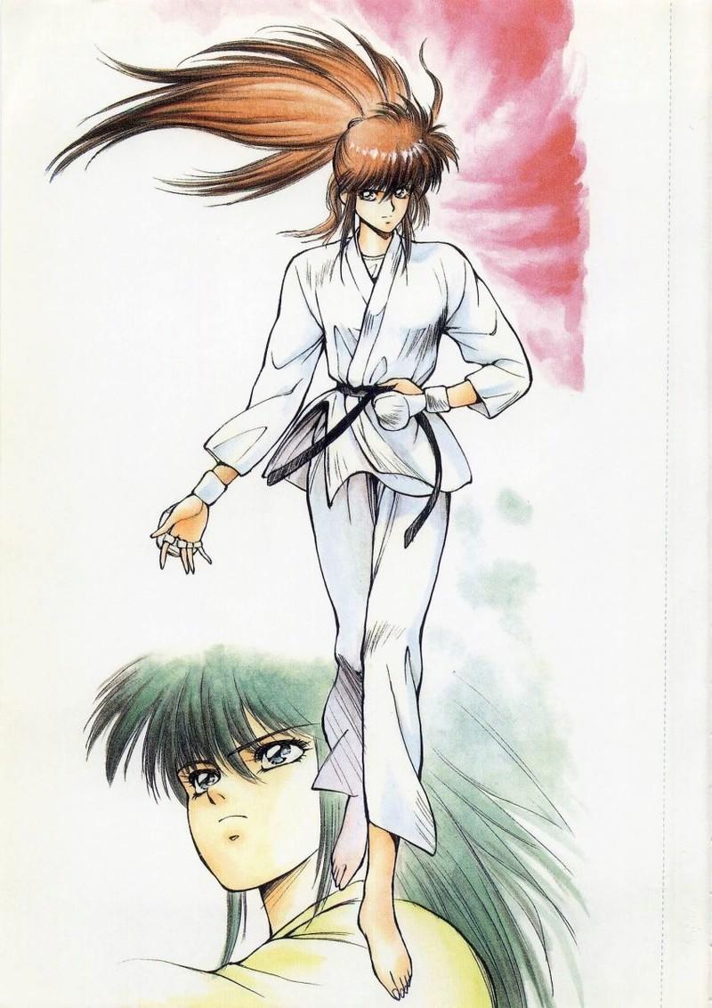 Makoto Natsuki, The Martial Arts Princess Natsuk10