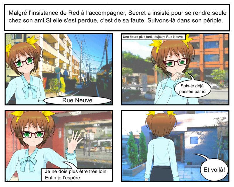 L'Enlèvement épisode 1 : Romance à Kyoto  1000ef12