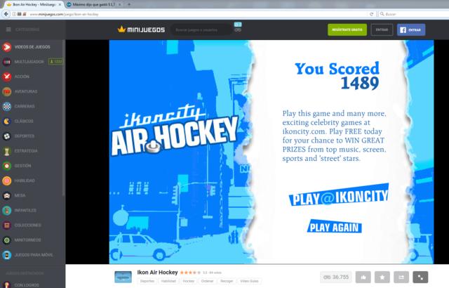 Competencia de Hockey 217