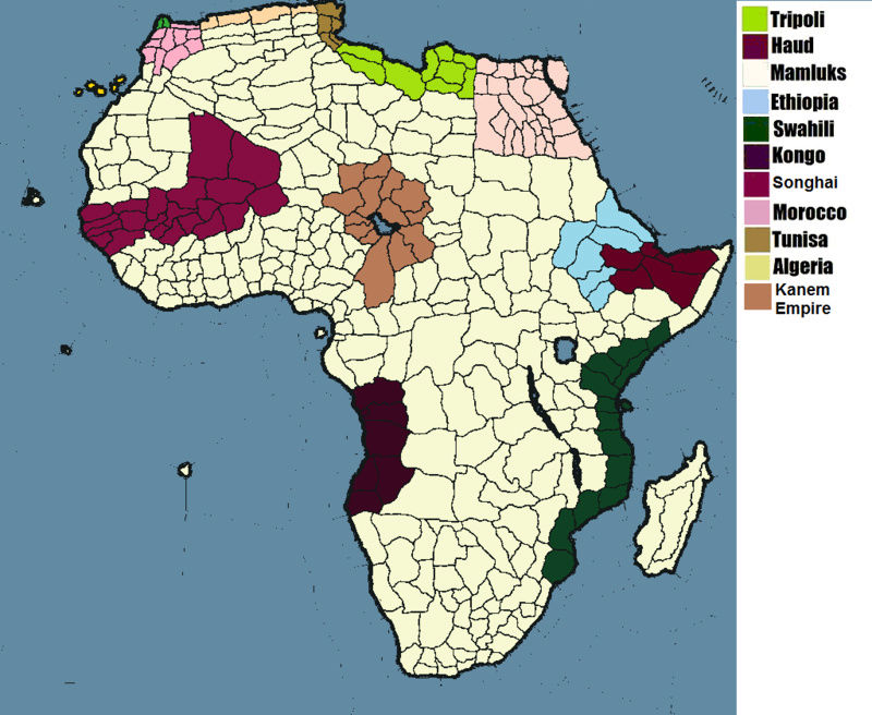 Maps For A Whole New World Roleplay Africa12