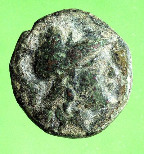 Bronze d'Ionie pour la ville d'Héraclée de Latmum... Nc_57710