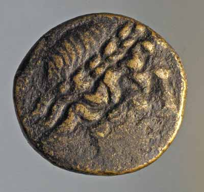 Bronze de la ville d'Apamée en Phrygie ... Nc_61910