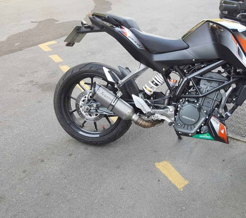 KTM Duke 125 ABS 19885810