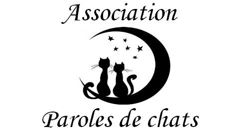 Association Paroles de chats (86 / limitrophe 37 et 36) Logo10