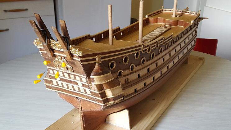 Le HMS Prince 1670 de Constructo au 1/61e de Captain Chris Arriyr17