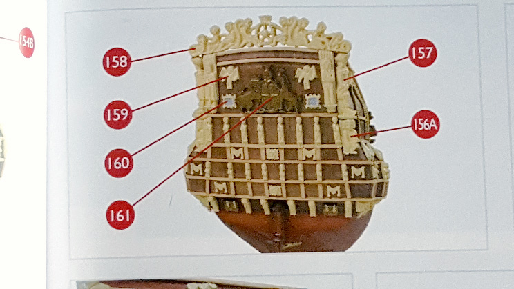 Le HMS Prince 1670 de Constructo au 1/61e de Captain Chris Arriyr21