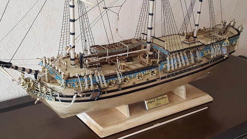Modélisme Naval Le Radoub du Ponant - Portail Caroli24