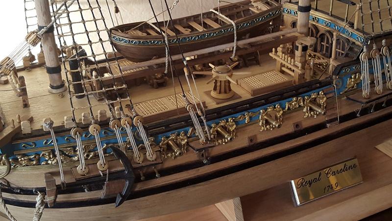 Modélisme Naval Le Radoub du Ponant - Portail Caroli26
